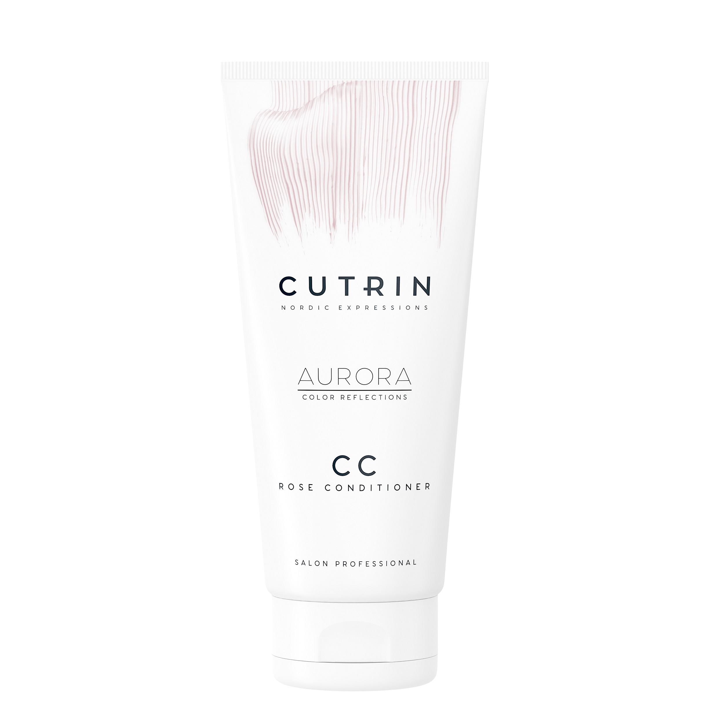 Купить CUTRIN Маска тонирующая Роза / AURORA COLOR CARE 200 мл, Розовый