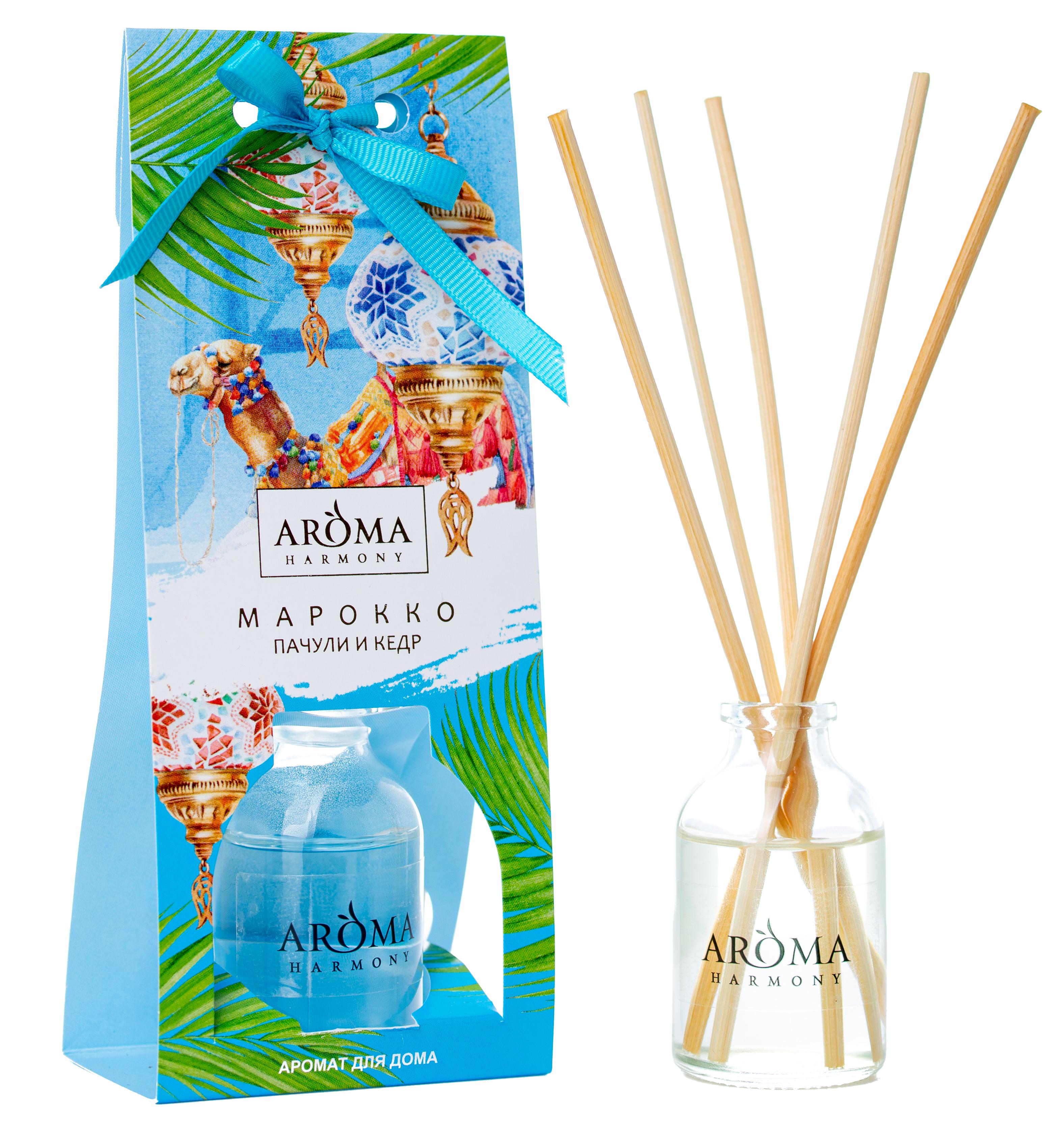 Купить AROMA HARMONY Диффузор ароматический Марокко 30 мл