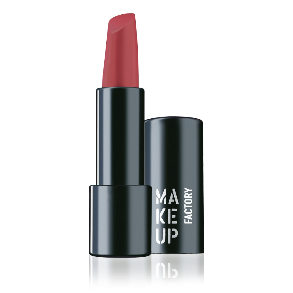 Купить MAKE UP FACTORY Помада полуматовая устойчивая для губ, 272 розово-лиловый / Magnetic Lips semi-mat & long-lasting 4 г