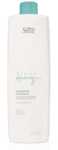 Купить SHOT Шампунь против выпадения волос / CARE & TRICO 1000 мл