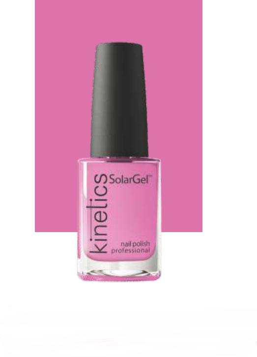 KINETICS 382 лак профессиональный для ногтей / SolarGel Polish 15 мл комплект накладок на евроцилиндр archie genesis cl 20g cl s cold