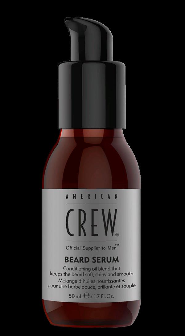 AMERICAN CREW Сыворотка для бороды, для мужчин / Beard Serum American Crew 50 мл