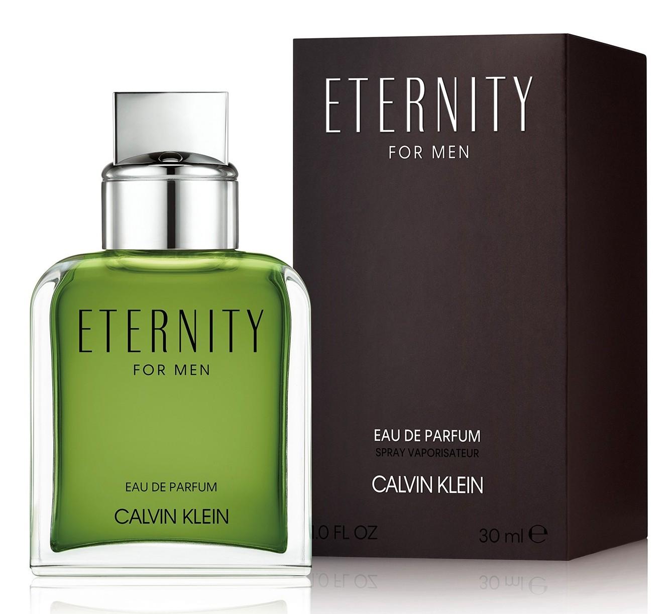 Купить CALVIN KLEIN Вода парфюмерная мужская Calvin Klein Eternity For Men Edp 30 мл