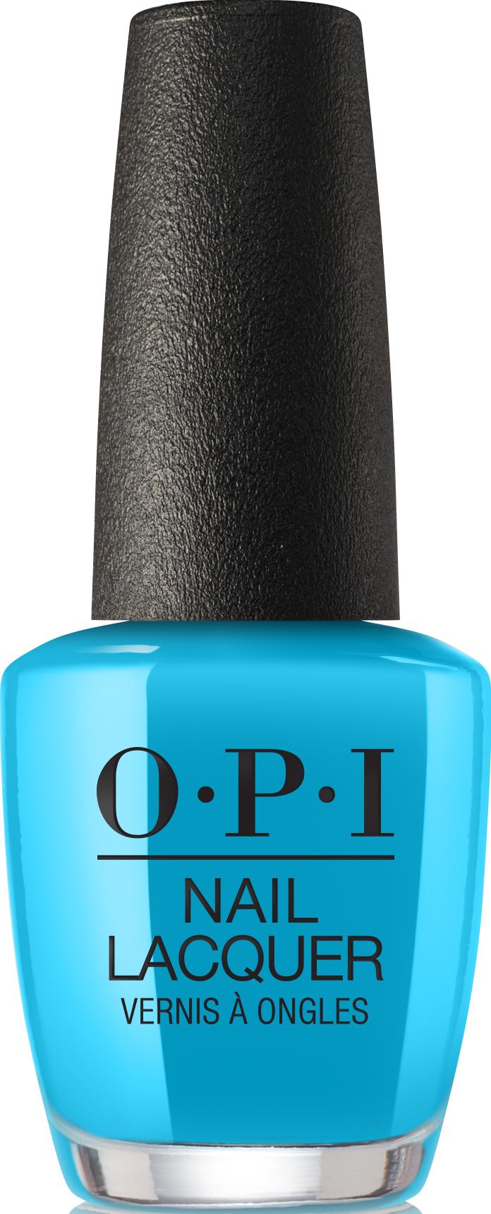 Купить OPI Лак для ногтей NLN75 / Music is My Muse Neons Collection 15 мл, Синие