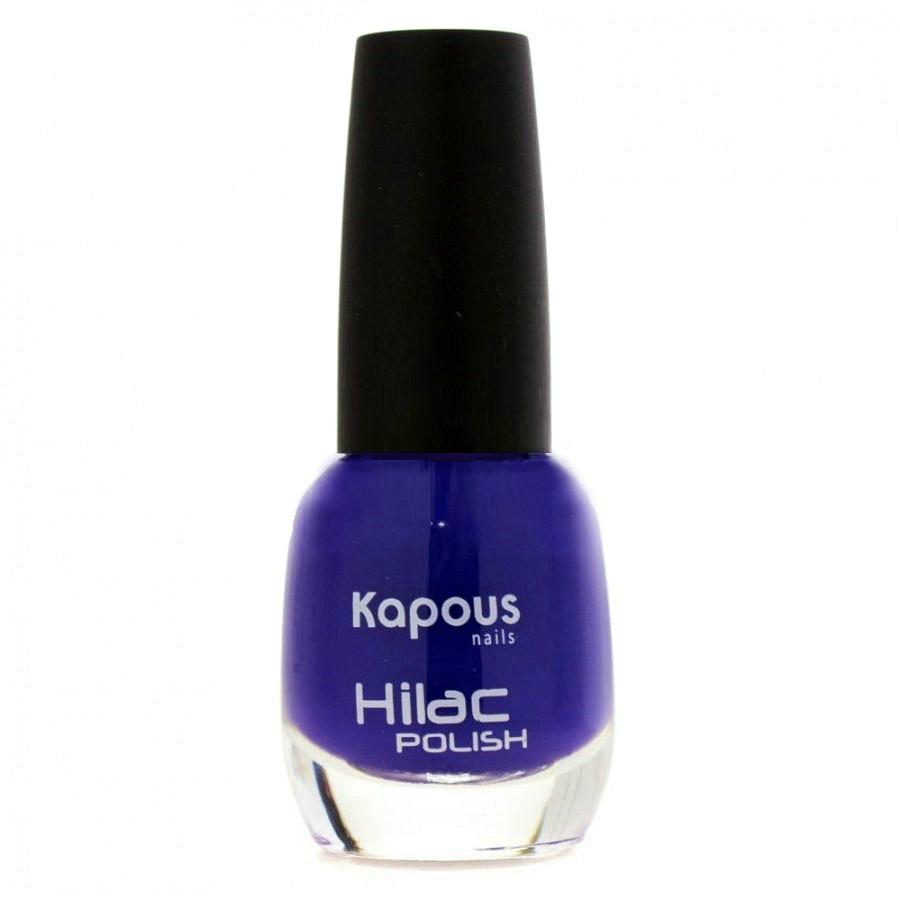KAPOUS Лак для ногтей, поющая для дельфинов / Hilac 12 мл