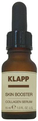 Купить KLAPP Сыворотка для лица Коллаген / SKIN BOOSTER 15 мл