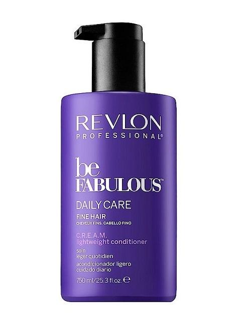 Купить REVLON Professional Кондиционер для тонких волос Ежедневный уход / RP BE FABULOUS 750 мл