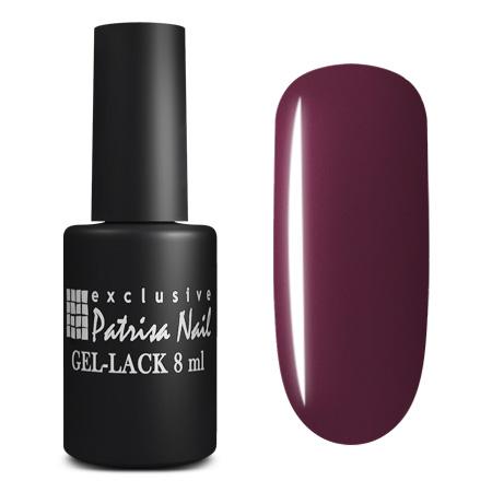Купить PATRISA NAIL 185 гель-лак для ногтей, глубокие темные оттенки / Axios Gel 8 мл