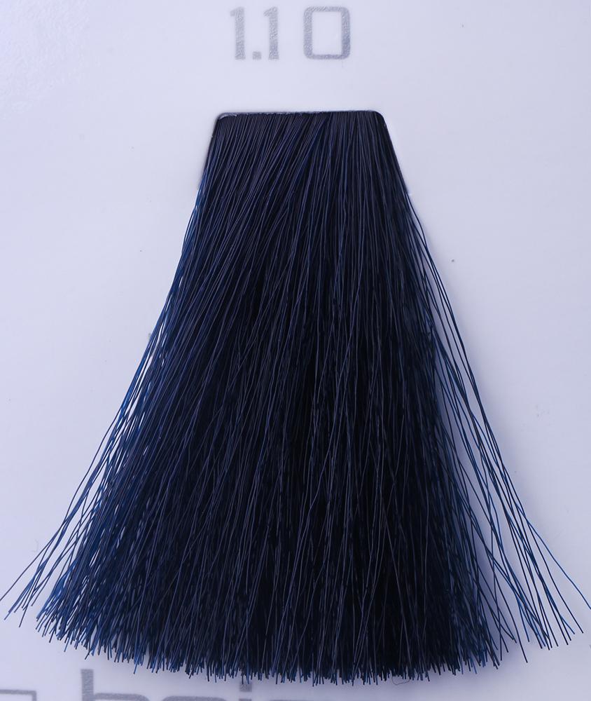 HAIR COMPANY 1.10 краска для волос / HAIR LIGHT CREMA COLORANTE 100млКраски<br>1.10 иссиня-чёрный Hair Light Crema Colorante   профессиональный перманентный краситель для волос, содержащий в своем составе натуральные ингредиенты и в особенности эксклюзивный мультивитаминный восстанавливающий комплекс. Минимальное количество аммиака позволяет максимально бережно относится к структуре волоса во время окрашивания. Содержит в себе растительные экстракты вытяжку из арахиса, лецитин, витамин А и Е, а так же витамин С который является природным консервантом цвета. Применение исключительно активных ингредиентов и пигментов высокого качества гарантируют получение однородного, насыщенного, интенсивного и искрящегося оттенка. Великолепно дает возможность на 100% закрасить даже стекловидную седину. Наличие 6-ти микстонов, а так же нейтрального бесцветного микстона, позволяет достигать получения цветов и оттенков. Способ применения: смешать Hair Light Crema Colorante с Hair Light Emulsione Ossidante в пропорции 1:1,5. Время воздействия 30-45 мин.<br><br>Цвет: Черный<br>Вид средства для волос: Восстанавливающий<br>Класс косметики: Профессиональная