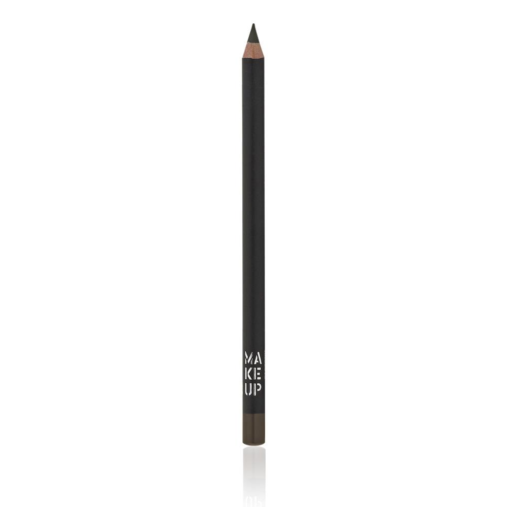 MAKE UP FACTORY Карандаш контурный устойчивый для глаз, 07 коричневый / Kajal Definer 1,48 г косметические карандаши make up factory карандаш для глаз устойчивый контурный kajal definer 35