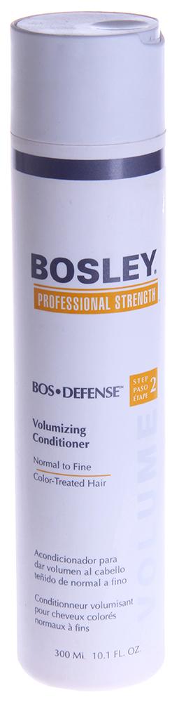 BOSLEY Кондиционер для объема нормальных/тонких окрашенных волос / ВОS DEFENSE (step2) 300 мл