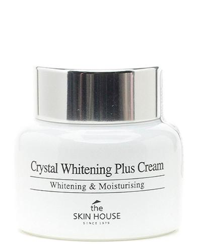 Купить THE SKIN HOUSE Крем для выравнивания тона лица / Crystal Whitening 50 мл