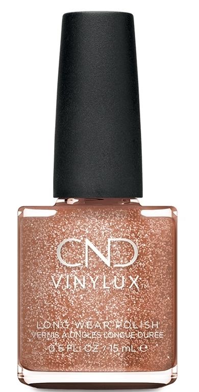 Купить CND 300 лак недельный для ногтей / Chandelier VINYLUX 15 мл, Коричневые