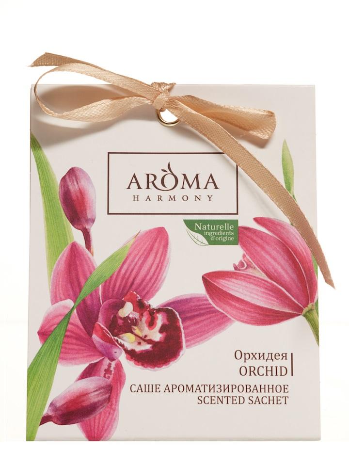 Купить AROMA HARMONY Саше ароматизированное Орхидея 10 г