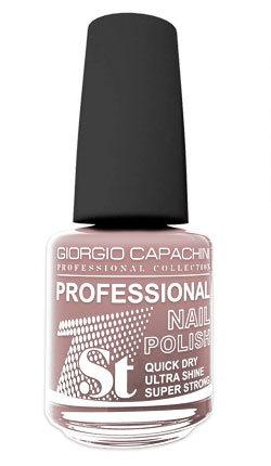 Купить GIORGIO CAPACHINI 75 лак для ногтей / 1-st Professional 16 мл, Розовые
