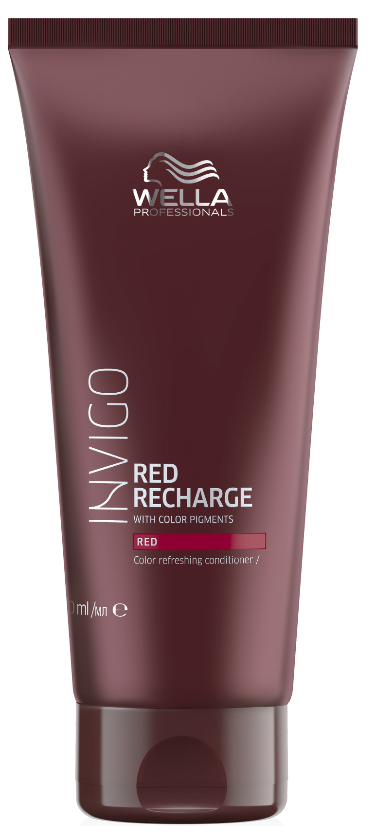Купить WELLA Бальзам для освежения цвета теплых красных оттенков / COLOR RECHARGE 200 мл, Красный и фиолетовый