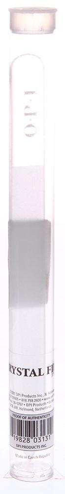 OPI Пилка кристальная / Cristal FileПилки для ногтей<br>Пилка для профессионалов обеспечивает тонкую обработку поверхности ногтей и создание оптимальной формы. Применяется для натуральных ногтей. Состав: Стекло. Абразивный слой 240. Способ применения: Рекомендуется для профессионального маникюра и педикюра. Может использоваться как в салонах, так и в домашних условиях.<br>