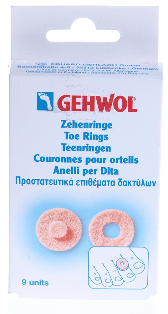 GEHWOL Кольца круглые 9 шт