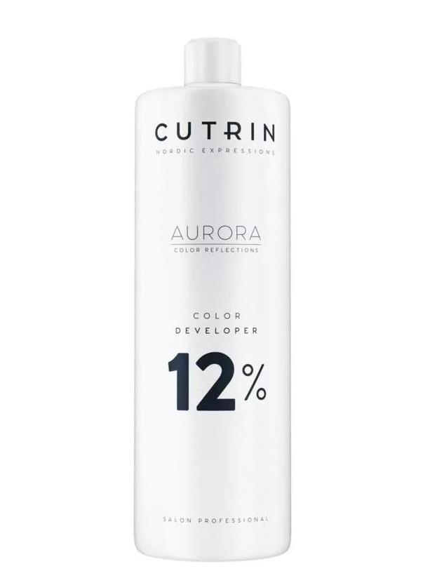 CUTRIN Окислитель 12 % / AURORA 1000 мл.