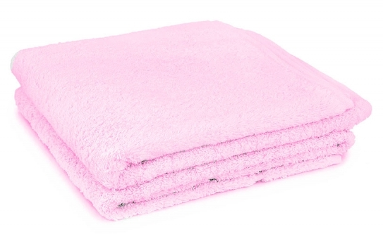 IGRObeauty Чехол махровый на кушетку, розовый 90*215 см - Одноразовые простыни