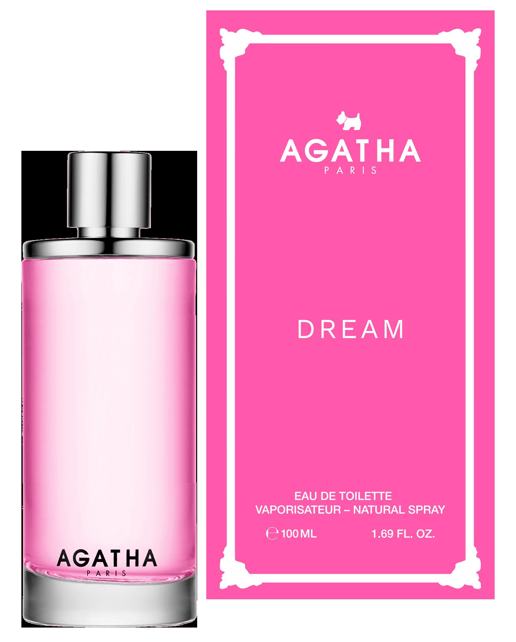 Купить AGATHA Paris Вода туалетная для женщин / AGATHA DREAM w EDT 100 мл