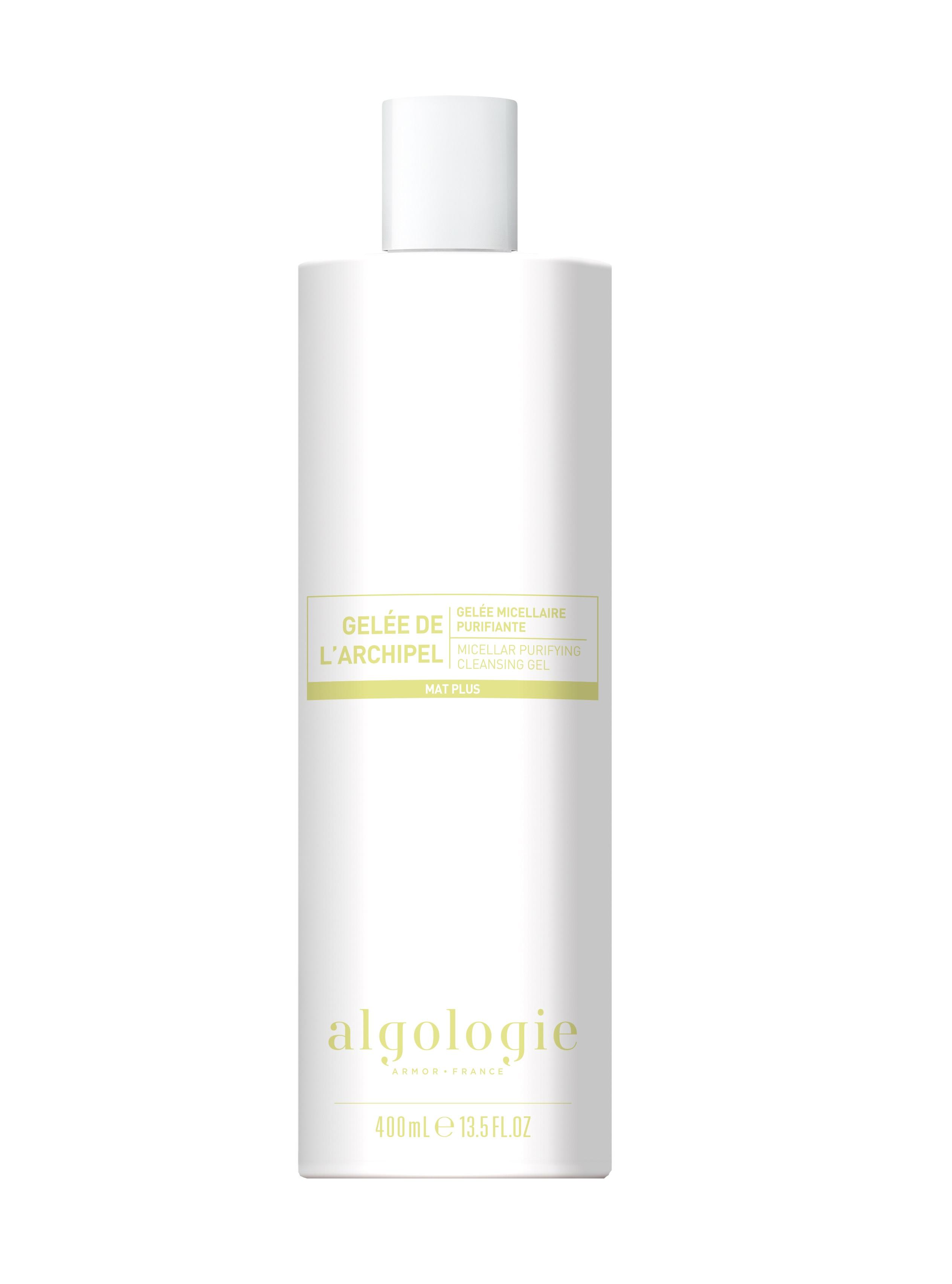 ALGOLOGIE Гель мицеллярный очищающий для жирной и смешанной кожи 400 мл