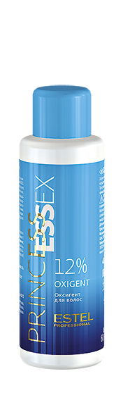 ESTEL PROFESSIONAL Оксигент 12% / Essex Princess 60млОкислители<br>Позволяет достичь наилучших результатов с крем-красками PRINCESS ESSEX и обесцвечивающей пудрой PRINCESS ESSEX. Способ применения: только для профессионального применения.<br><br>Содержание кислоты: 12%<br>Класс косметики: Профессиональная<br>Типы волос: Для всех типов