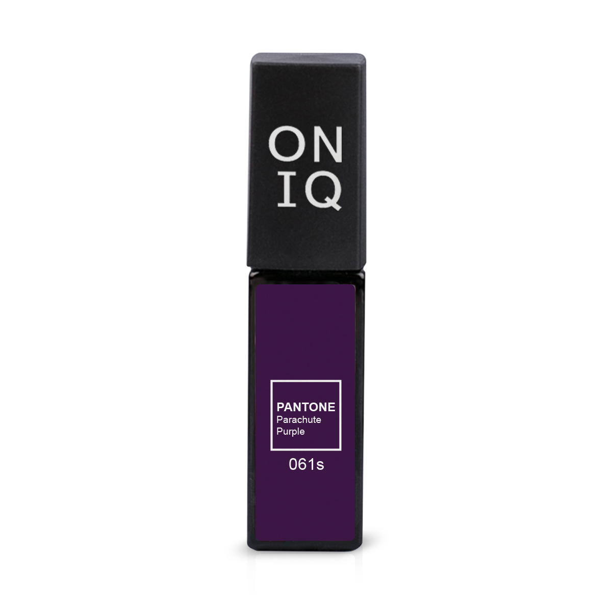 ONIQ Гель-лак для покрытия ногтей, Pantone: Parachute Purple, 6 мл