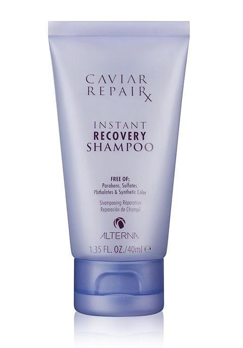 """ALTERNA Шампунь """"Быстрое восстановление"""" / Repair Rx Instant Recovery Shampoo CAVIAR 40 мл"""