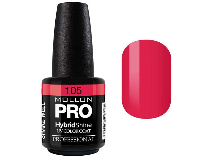 MOLLON PRO ����-��� ��� ������ �� / HybridShine UV Color Coat 105 15��