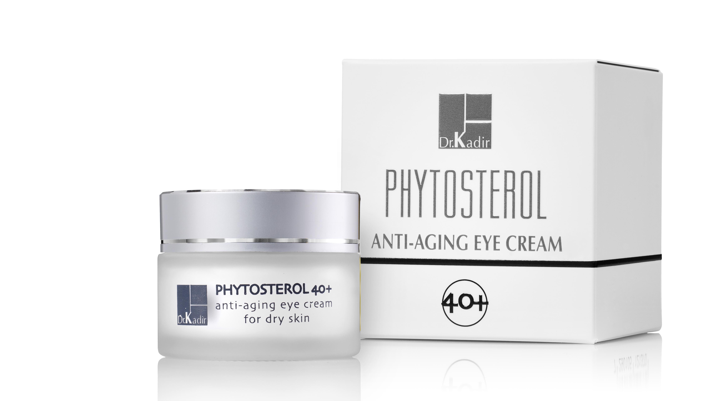 DR KADIR Крем регенерирующий под глаза для сухой кожи / Phytosterol 40+ home care 30мл