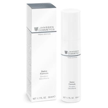JANSSEN Эмульсия-детокс антиоксидантная / Skin Detox Formula TREND EDITION 50мл