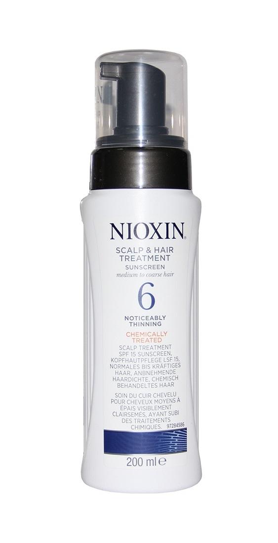 NIOXIN Маска питательная для жестких натуральных и окрашенных, заметно редеющих волос (6) 200 мл