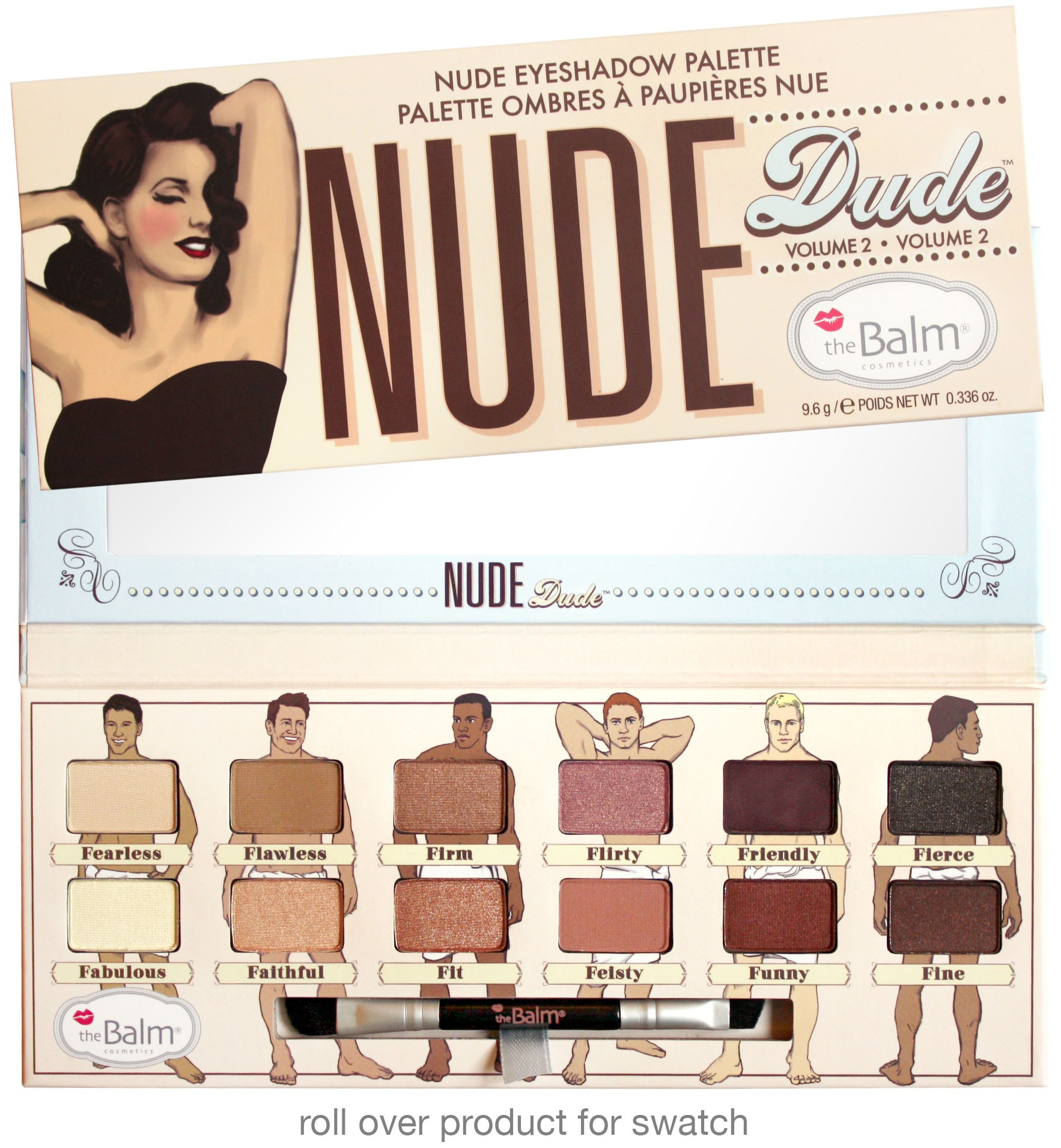 THE BALM ������� ����� / Nude Dude