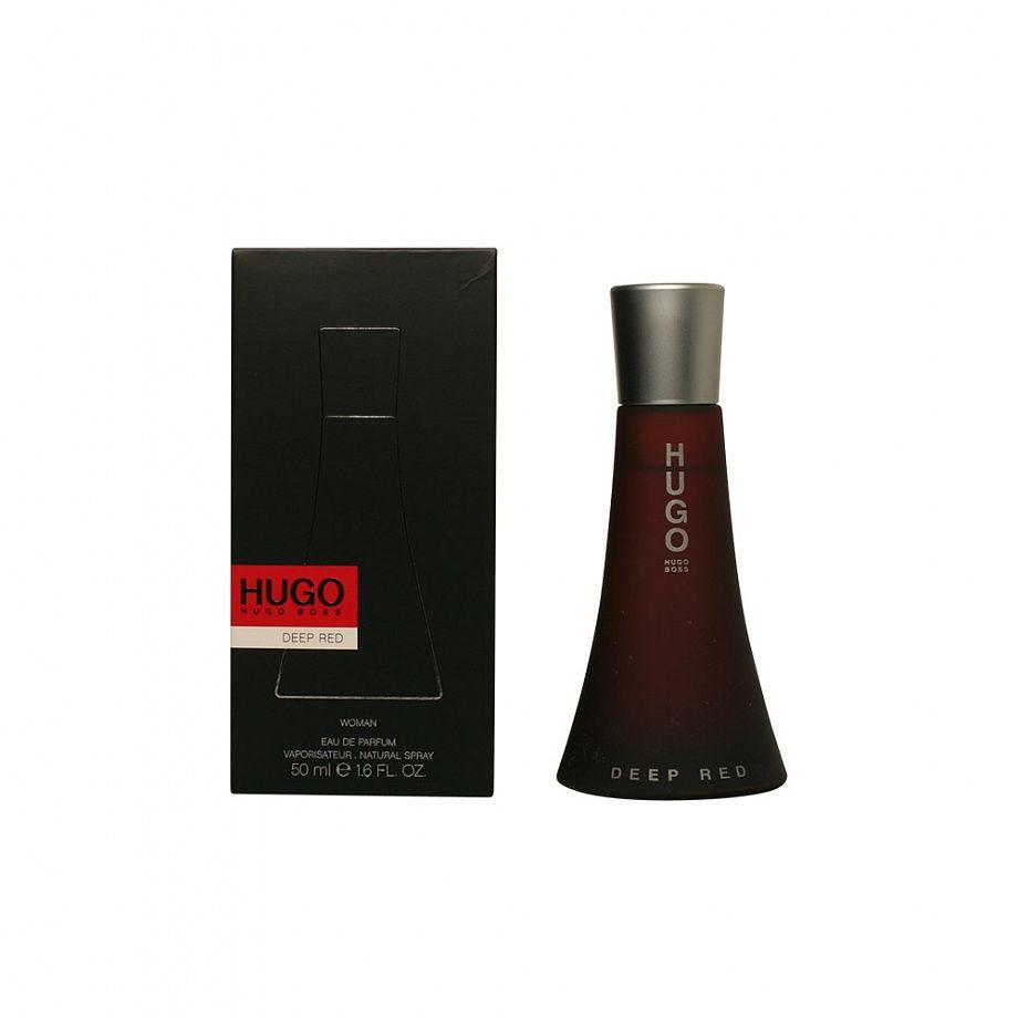HUGO BOSS Вода парфюмерная женская Hugo Boss Deep Red спрей 50 мл