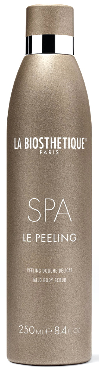 LA BIOSTHETIQUE Гель-скраб ревитализирующий для тела / Le Peeling SPA 250 мл