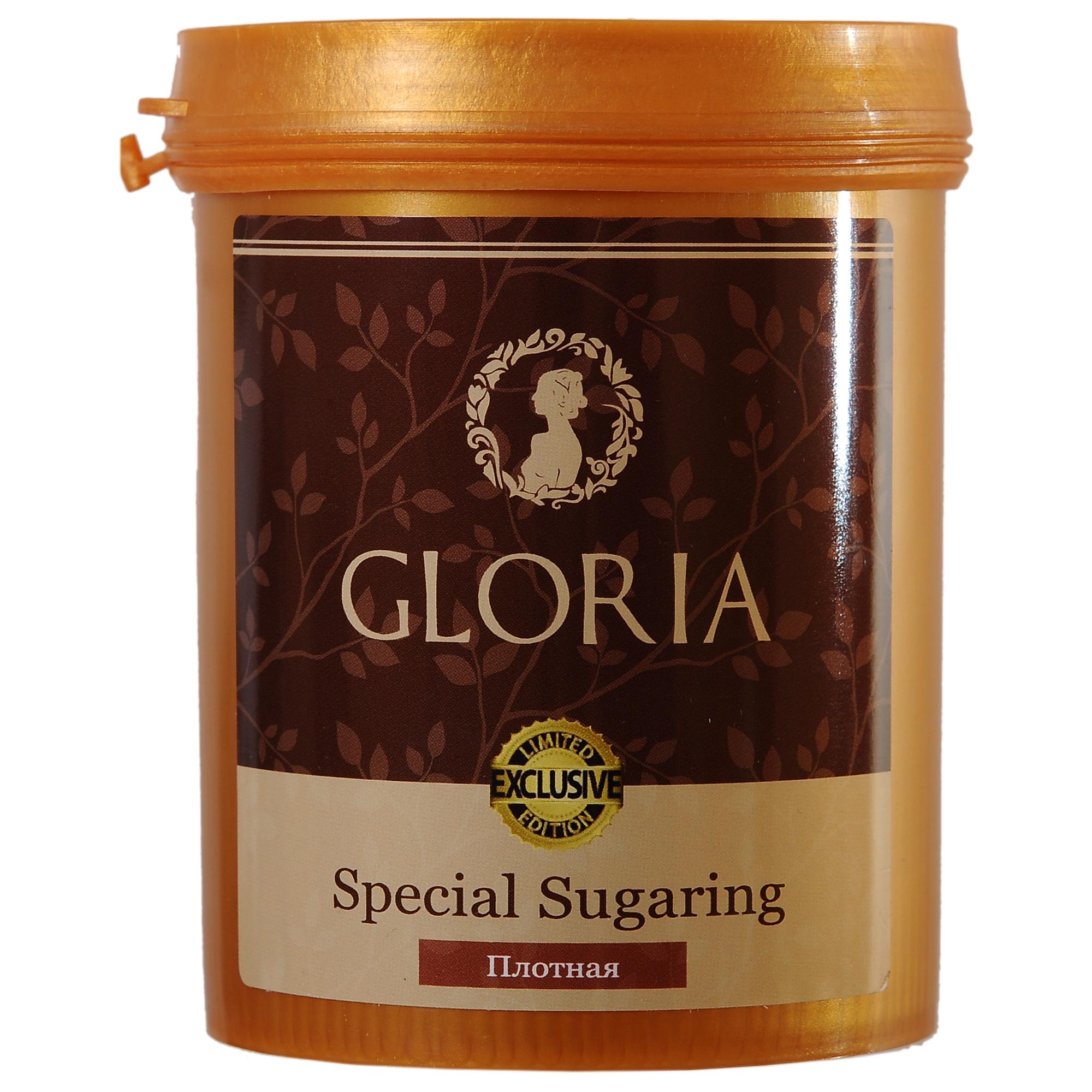 GLORIA Паста для шугаринга Gloria Exclusive твердая 0,8 кгСахарные пасты<br>Вокруг состава пасты для шугаринга, а точнее наличия или отсутствия в ней лимонной кислоты, ходит много споров. Компания GLORIA приняла решение выпустить пасту GLORIA EXCLUSIVE не только без лимонной кислоты, но и с включением дополнительных полезных ингредиентов. Незаменима в жарких помещениях и для борьбы с очень жесткими волосками, используется для эпиляции в зоне бикини и подмышечных впадинах. Преимущества : 1. Не содержит лимонную кислоту 2. Уникальная формула с ионами серебра 3. Абсолютно натуральный продукт 4. Гипоаллергенная&amp;nbsp; 5. Гигиенична 6. Безопасна Активные ингредиенты: вода, глюкоза, фруктоза. Способ применения:&amp;nbsp;на предварительно очищенную и обезжиренную кожу нанести небольшое количество пасты в направлении, противоположном направлению роста волос. Резким движением оторвать пасту вместе с нежелательными волосками, второй рукой натягивая кожу в противоположную сторону. По окончании процедуры остатки пасты удалить влажной салфеткой. Количество процедур:&amp;nbsp;25-30<br><br>Объем: 0,8 кг<br>Консистенция: Твердая