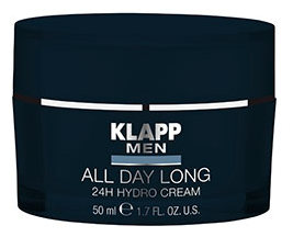 Купить KLAPP Гидрокрем 24 часа для лица / MEN 50 мл