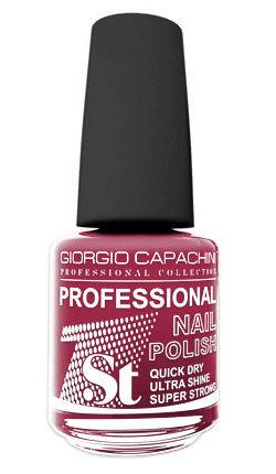 Купить GIORGIO CAPACHINI 108 лак для ногтей / 1-st Professional 16 мл, Розовые