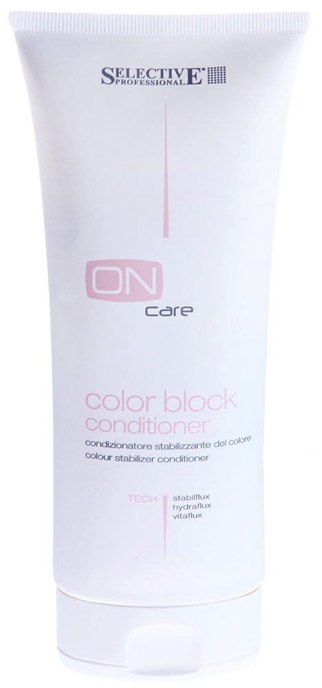 SELECTIVE PROFESSIONAL ����������� ��� ������������ ����� / Color Block Conditioner ON CARE TECH 200��