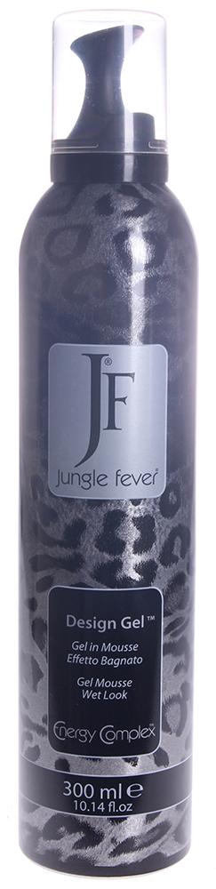 JUNGLE FEVER Гель-мусс с эффектом влажных волос / Design Gel STYLING&FINISHING 300мл