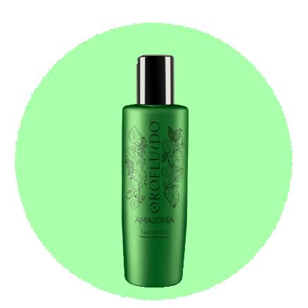 OROFLUIDO Шампунь для ослабленных и поврежденных волос / OROFLUIDO AMAZONIA, 200 мл