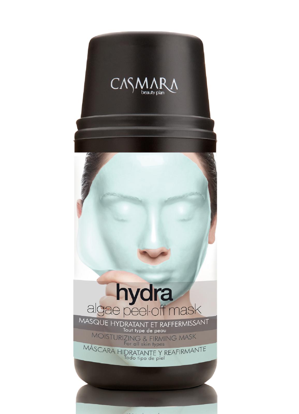CASMARA Набор Бьюти для лица Гидра (увлажняющая и укрепляющая альгинатная маска 1 шт, укрепляющий крем для лица 4 мл) - Наборы