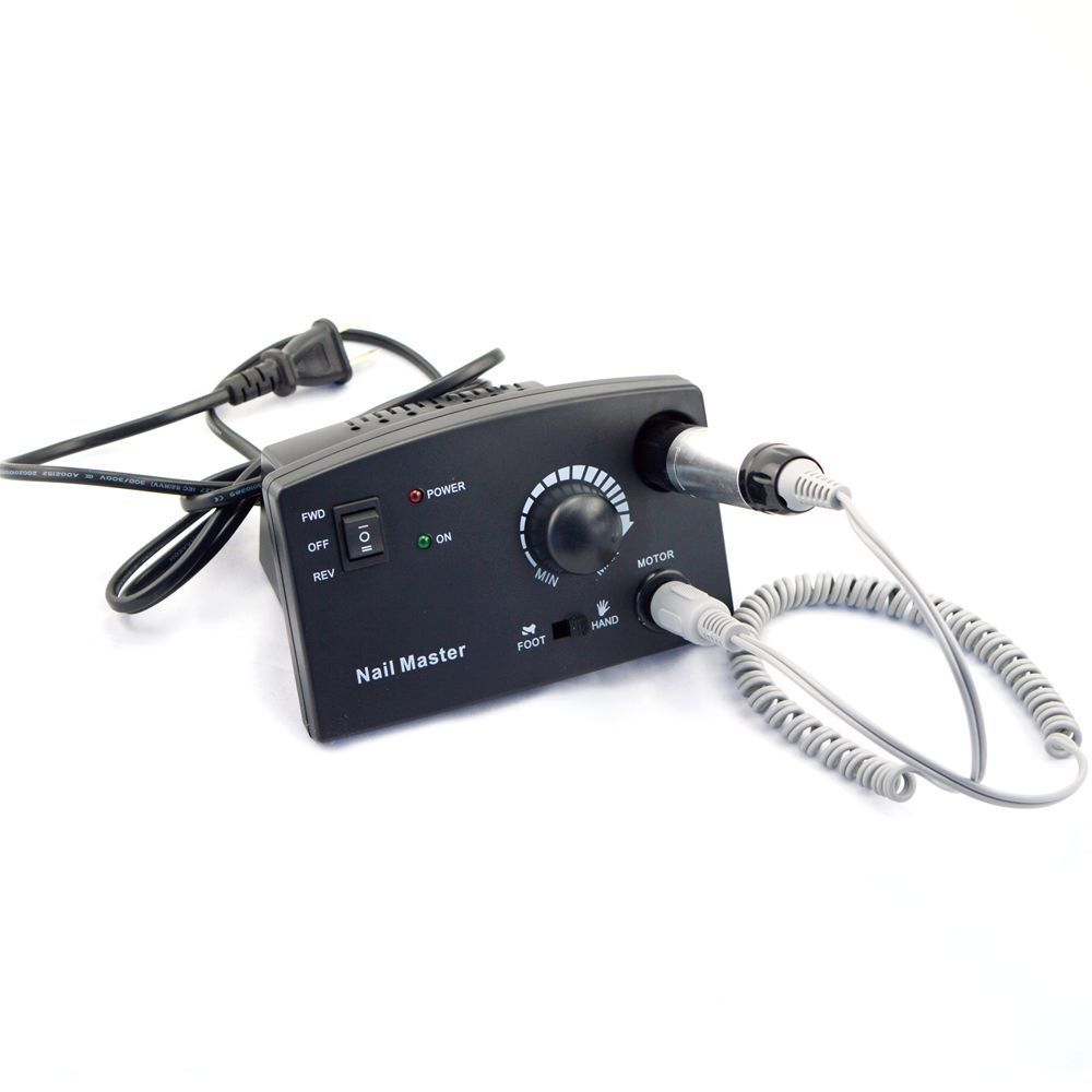 DOMIX Аппарат для маникюра и педикюра, черный / DGP