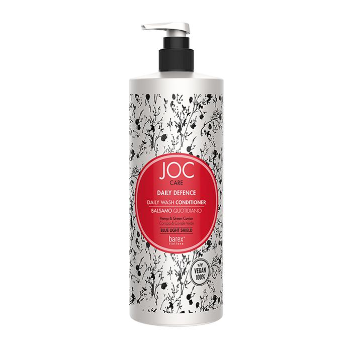 Купить BAREX Кондиционер для ежедневного применения с коноплей и зеленой икрой / JOC CARE DAILY DEFENCE 1000 мл