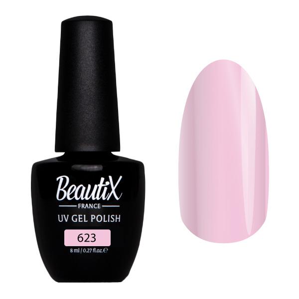 Купить BEAUTIX 623 гель-лак для ногтей 8 мл, Фиолетовые