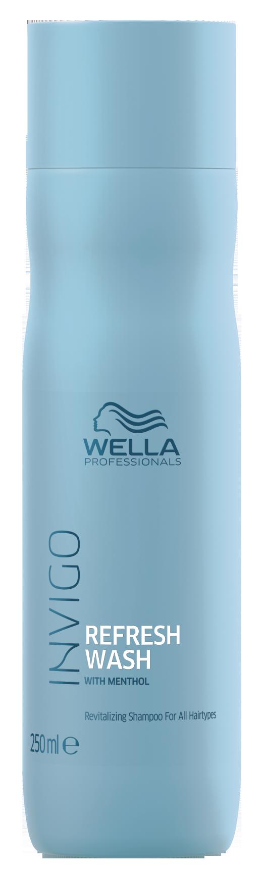 Купить WELLA PROFESSIONALS Шампунь оживляющий для всех типов волос / Balance 250 мл