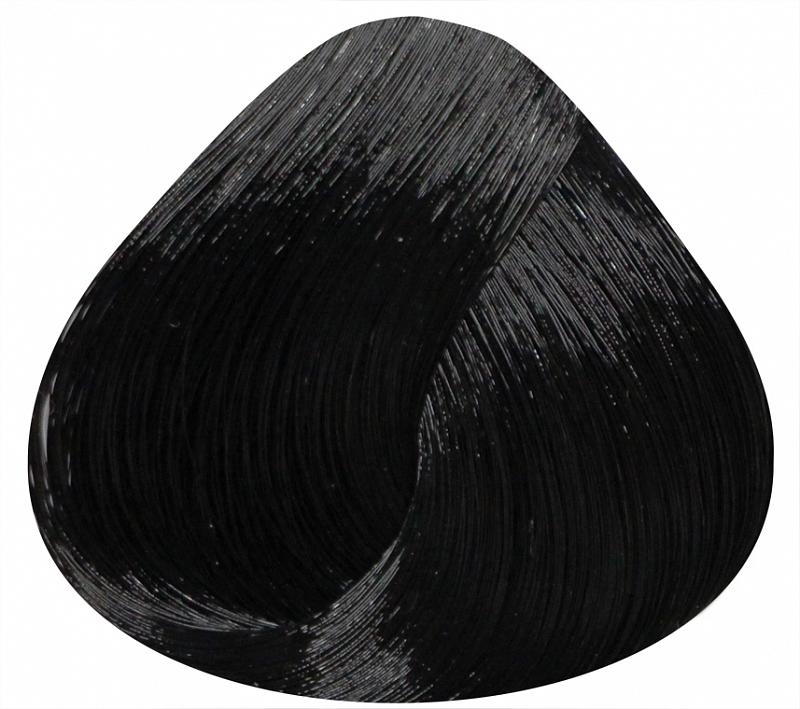 LONDA PROFESSIONAL 2/0 Краска для волос LC NEW инт.тонирование чёрный, 60мл