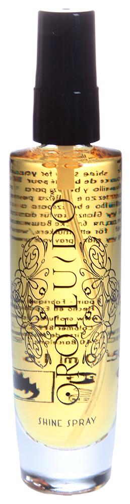 OROFLUIDO Спрей для блеска волос Мгновенный блеск / OROFLUIDO SPA 55мл масло льняное полимерезиновое lefranc
