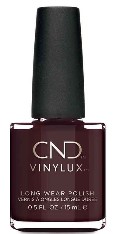 CND 304 лак недельный для ногтей / Black Cherry VINYLUX 15 мл